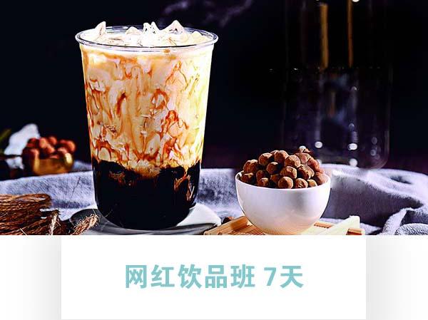 【网红饮品班】7天课程